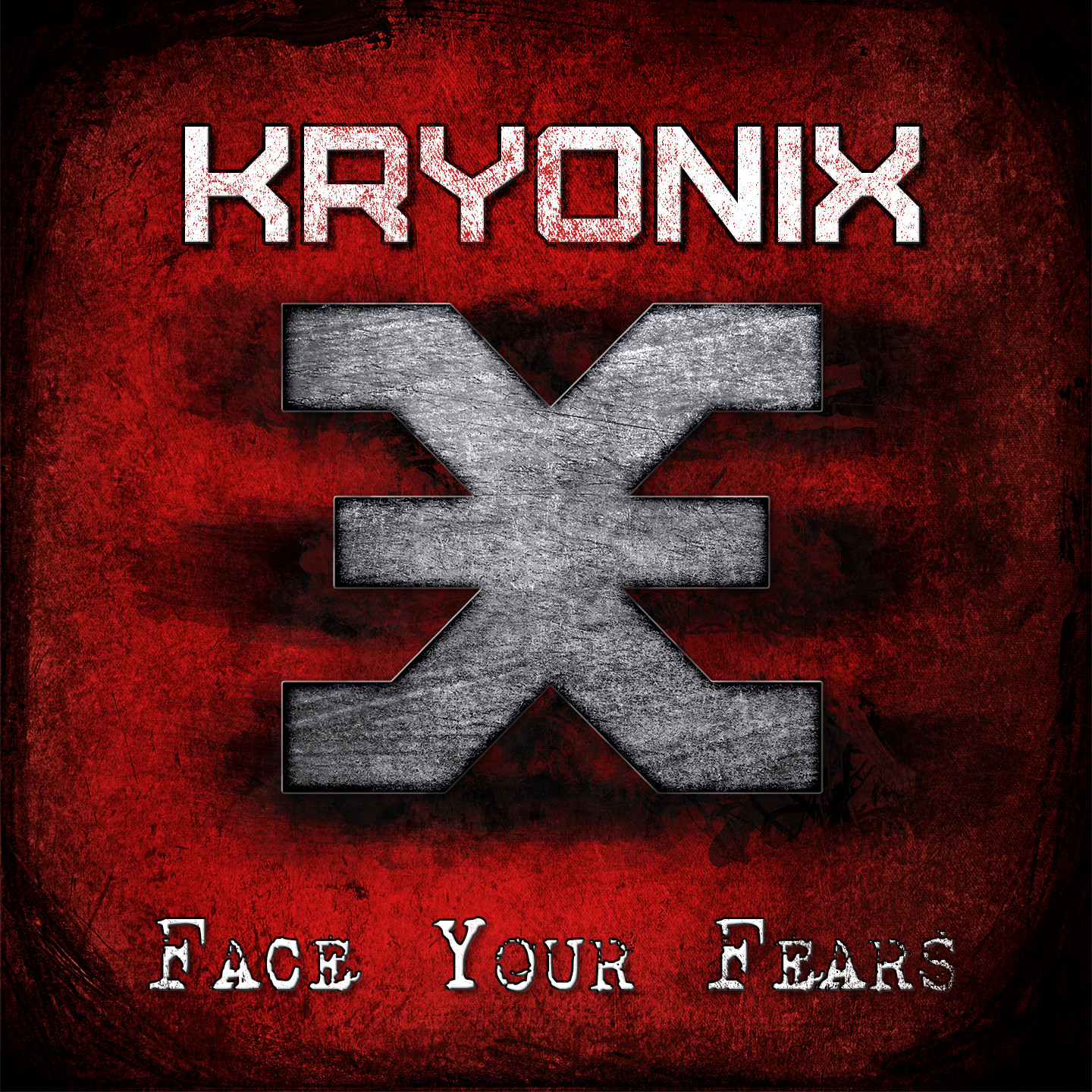 kryonix_face-your-fears_cover
